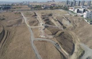 Gölbaşı Belediyesi 10 km yolu hizmete sokacak…