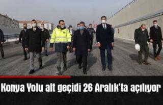 Başkan Ramazan Şimşek, 26 Aralık'ta Açılacak...