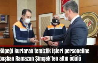 Donmak Üzere Olan Can, Gölbaşı Belediyesi Ekipleri...