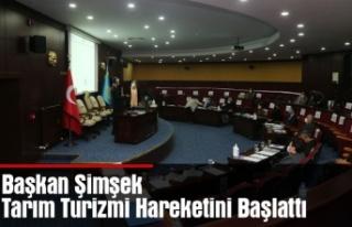 Gölbaşı Belediye Başkanı Ramazan Şimşek, Tarım...