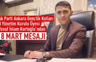 Yusuf İslam Kurtoğlu'ndan Çanakkale Zaferi...