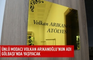 Gölbaşı Belediyesi, Volkan Arıkanoğlu'nun Adını...