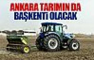 Ankara Büyükşehir Belediyesi'nden kırsal kalkınma...