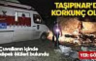 Ankara'da korkunç olay! Çuvalların içinde köpek...