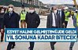 Başkan Şimşek'ten Konya Yolu müjdesi