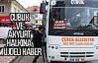 Çubuk ve Akyurt ÖTA'larında Ankarakart dönemi...