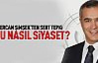 Ercan Şimşek: Bu nasıl siyaset?