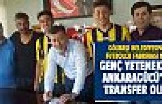 Gölbaşı Belediyespor'dan Ankaragücü'ne 2 Transfer
