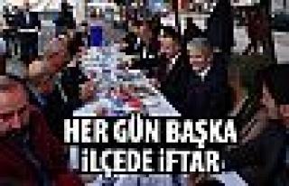 Mustafa Tuna Ankaralılarla buluştu