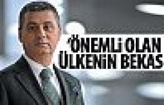 """Şimşek """"Gölbaşı'ndaki birlikteliğimizi Ankara..."""