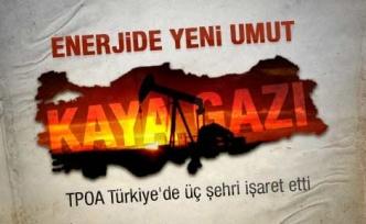 Türkiye'nin enerjide yeni umudu kaya gazı