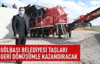 Taş Kırma Makinesi ile Türkiye ve Belediye Ekonomisine Katkı Sağlanacak