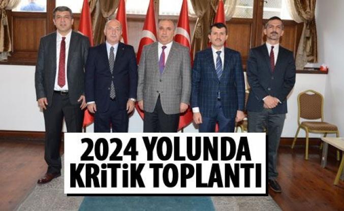 2024 Avrupa Şampiyonası için kritik toplantı