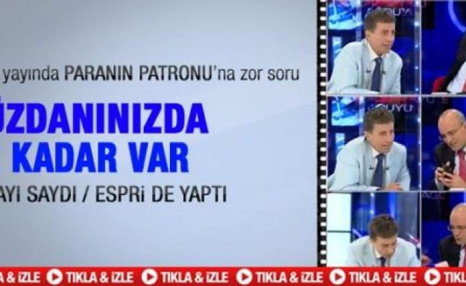 Bakan Şimşek canlı yayında cüzdan çıkardı - Video