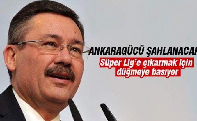 Başkan Gökçek'ten Ankaragücü açıklaması