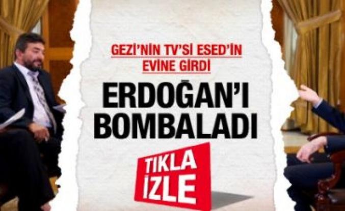 Esed'den Erdoğan'a çok ağır sözler!