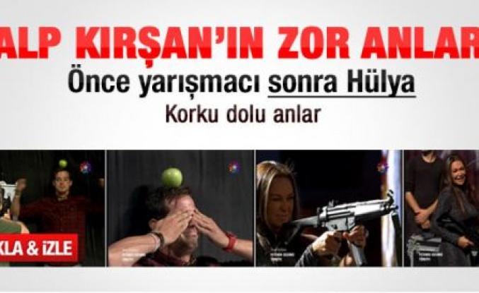 Hülya Avşar atış gösterisi yaptı - Video