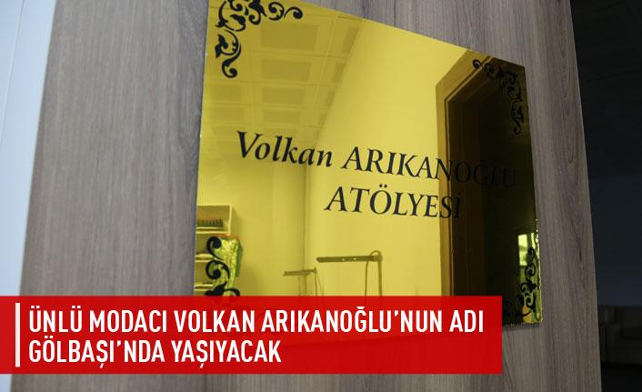 Gölbaşı Belediyesi, Volkan Arıkanoğlu'nun Adını Hatıra Ormanı ve Atölyede Yaşatacak