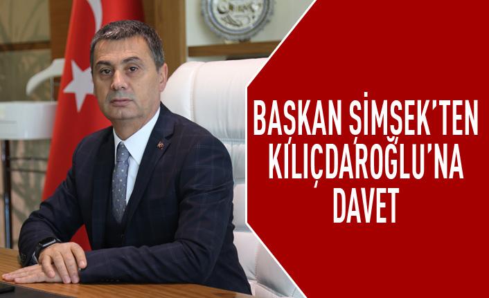 Ramazan Şimşek'ten Kemal Kılıçdaroğlu'na davet