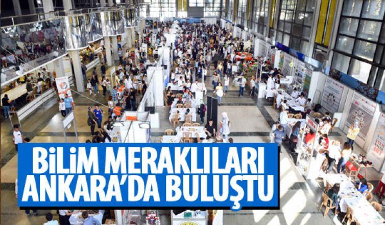Ankara'da bilim şöleni