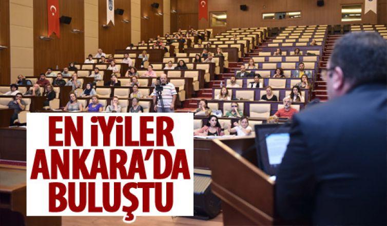 Ankara'da dikkat çeken konferans