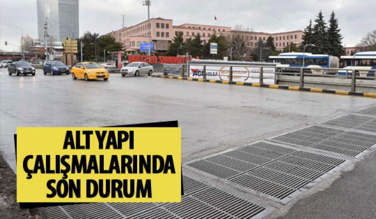Ankara'daki çalışmalarda son durum