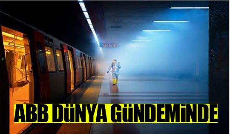 Ankara'nın koronavirüsle mücadelesi dünya gündeminde