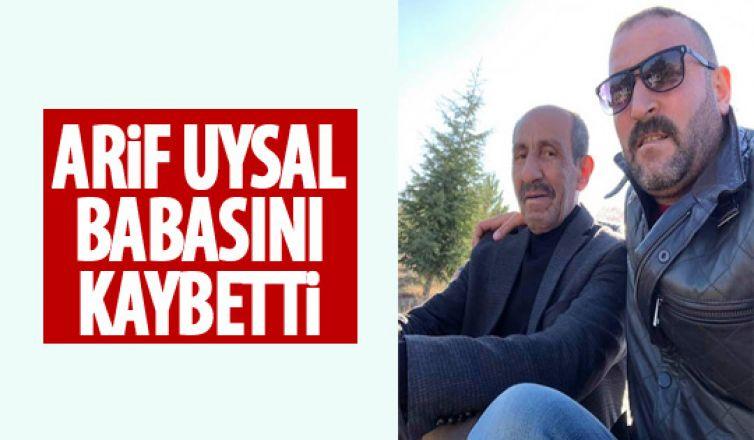 Arif Uysal babasını trafik kazasında kaybetti!