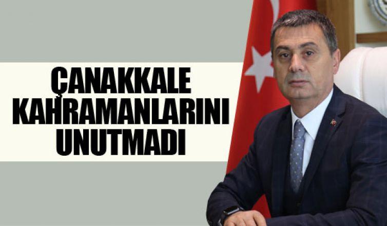 Başkan Şimşek'ten 18 Mart mesajı!