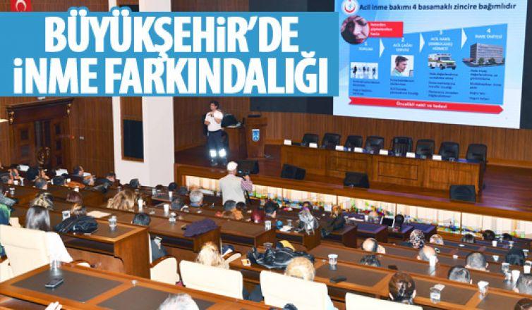 Dünya İnme Günü'nde anlamlı konferans