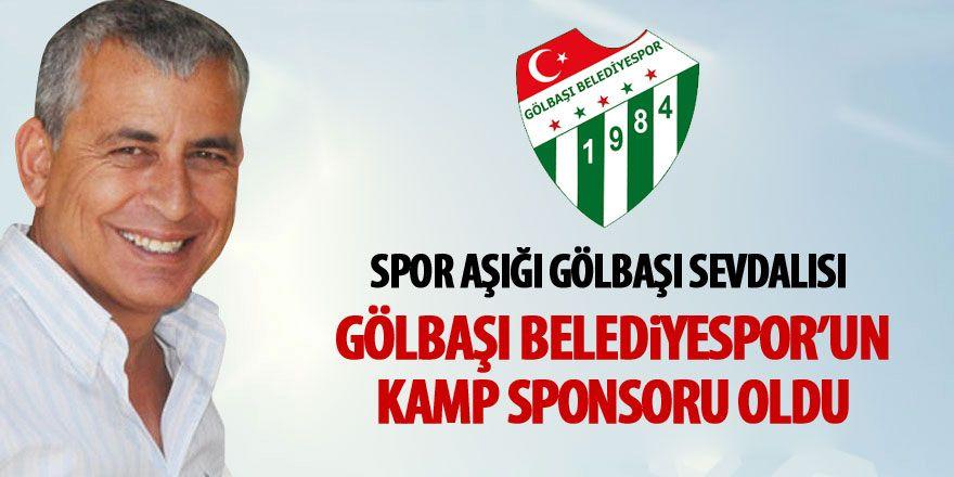 Hürriyet Ergezer Gölbaşı Belediyespor'a kamp sponsoru oldu