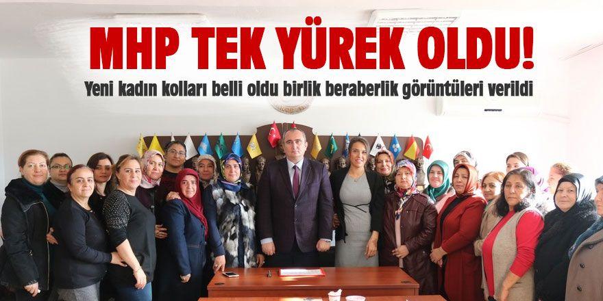 MHP Gölbaşı Kadın Kolları Başkanlığı'na Gülsüm Özçelik atandı.