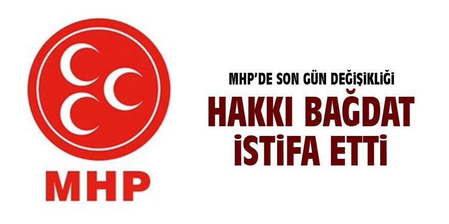 MHP'de liste değişikliği