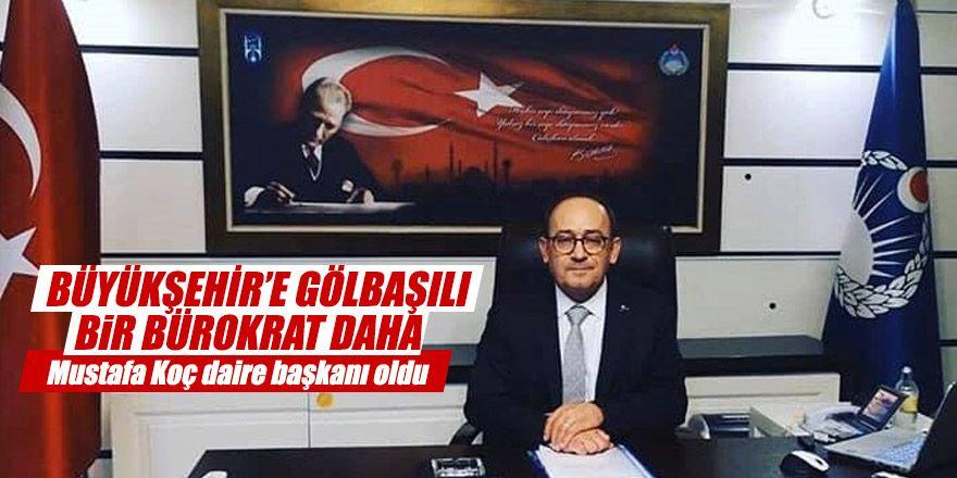 Mustafa Koç Zabıta Daire Başkanı oldu