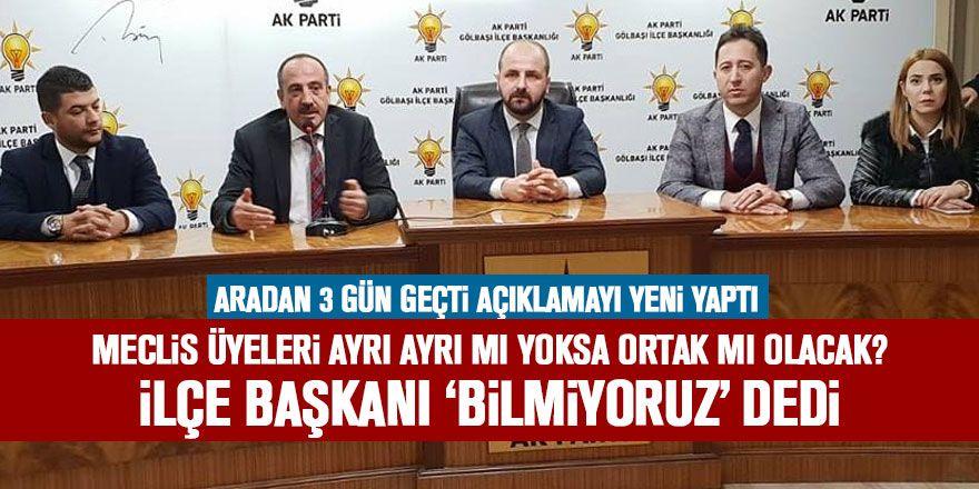 Selim Akceylan'dan ittifak açıklaması