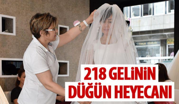 Toplu nikah hazırlıkları başladı