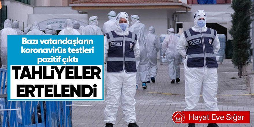 Umre'den getirilerek Ankara'da karantinada tutulan bazı vatandaşların Koronavirüs testi pozitif çıktı