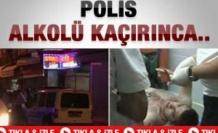 Adana'da polise bar dayağı-İzleyin