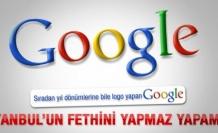 Google İstanbul'un Fethi'ni es geçti