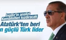 Telegraph'tan Cumhurbaşkanı Erdoğan profili