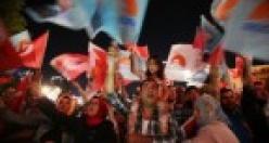 Türkiye'nin dört bir yanından kutlama manzaraları