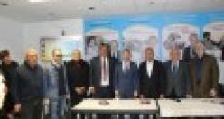 Hacı Karagöz İYİ PARTİ'ye resmen katıldı