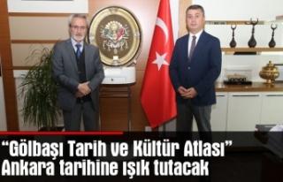 """""""Gölbaşı Tarih ve Kültür Atlası"""" Ankara..."""