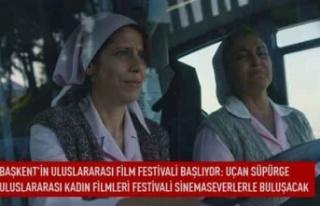 Başkent'in uluslararası film festivali başlıyor:...