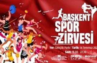 Büyükşehir'den spora tam destek: Başkent...