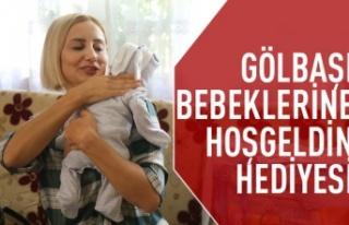 """""""Hoş Geldin Bebek"""" Projesi kalplere dokunmaya..."""