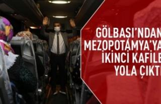 Ankara Topraklarından Mezopotamya'ya Yolculukta...