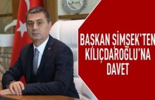 Ramazan Şimşek'ten Kemal Kılıçdaroğlu'na...