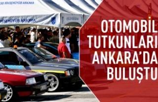 Ankara'da Drift ve Otomobil Festivali