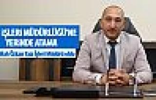 Abdullah Özkan Yazı İşleri Müdürü oldu